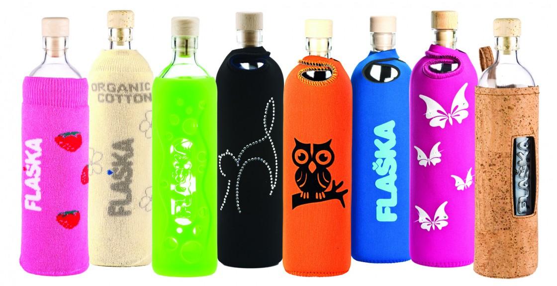 Flaska mix