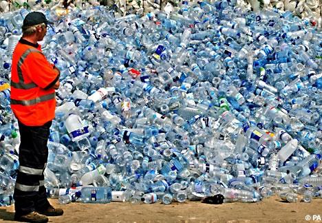 V Sloveniji recikliramo le dobrih 20 % plastenk