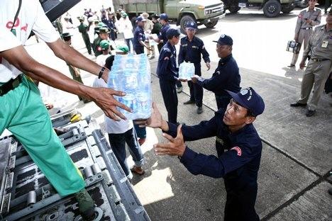 Pomoč na kriznih območjih