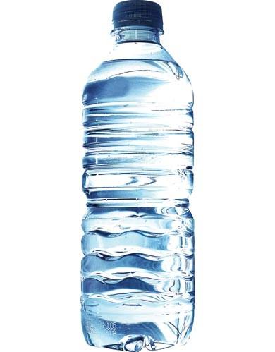 DIe Plastikflaschen