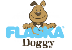 Doggy Flaska